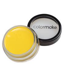 Colormake Mini Clown Makeup Amarelo - Tinta Cremosa 8g -