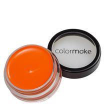 Colormake Mini Clown Makeup Laranja - Tinta Cremosa 8g -