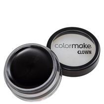 Colormake Mini Clown Makeup Preto - Tinta Cremosa 8g -