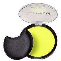Colormake Pancake Fluorescente Amarelo - Base Compacta 10g -