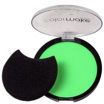 Colormake Pancake Fluorescente Verde - Base Compacta 10g -