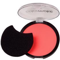 Colormake Pancake Fluorescente Vermelho - Base Compacta 10g -