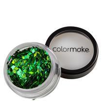 Colormake Shine Formatos Diamante Verde - Glitter 2g -