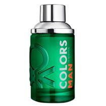Colors Man Green Benetton - Perfume Masculino - Eau de Toilette -