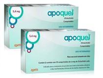 Combo 02 Apoquel 5,4 mg - Zoetis