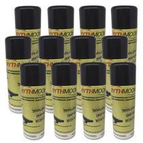 Combo 12 Silicones Spray Esteira Gold 400ml - Rythmoon