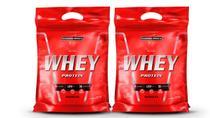 Combo 2 - Nutri Whey Protein - 900g Refil - Integralmédica - Integralmedica