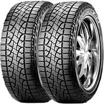 Combo 2 Pneus 255/65r17 Atr 110t Scorpion Atr Pirelli - Pirelli Carro