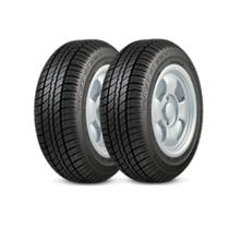 Combo 2 Pneus CrossFox Sentra A3 205/60r15 Ar35 Advance Fate