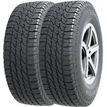 Combo 2 Pneus Pajero Hilux Sw4 Pathfinder Xterra 265/70r16 112t Ltx Force Michelin -