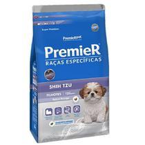 Combo 2  Ração Premier para Shih Tzu filhote 1 kg + Educador -