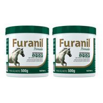 Combo 2 Unidades Furanil Pote 500 g Cães Gatos pet outros - Vetnil -