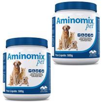 Combo 2un Aminomix Pet 500g Cada - Vetnil