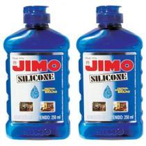 Combo 2un Jimo Silicone Líquido 250ml -