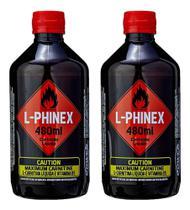 Combo 2x L-carnitina 2000mg-liquida - 480ml - Power Supplements