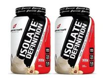 Combo 2x Whey Isolate Definition 900gr = (1.800gr) - Bodyact - Body action