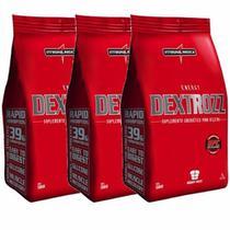 Combo 3 - Dextrozz 100% Dextrose 1000g - Integralmédica - Integral Médica