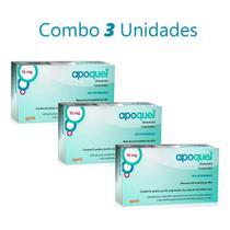 Combo 3 unidades apoquel 16 mg - Zoetis