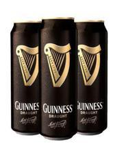 Combo 3 X Cerveja Guinness Draught 440ml -