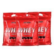 Combo 3x Nutri whey protein 907g - Integralmédica -