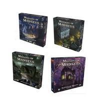 Combo 4 Expansões de Mansions of Madness - GalÃpagos - Grok