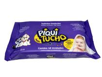Combo 4 pacotes lenço toalhas umedecidas Piquitucho 192 unid -