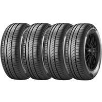 Combo 4 Pneus 195/60r15 88h Tubeless Cinturato P1 Pirelli - Pirelli Carro
