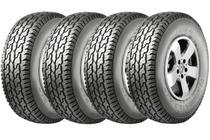 Combo 4 Pneus 205/65r15 94t Dayton Timberline Bridgestone -