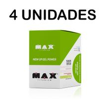 Combo 4x New Up Gel Power - 10 Sachês - Max Titanium