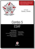 Combo 5 esaf - Ferreira -