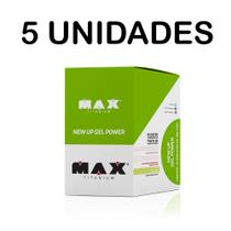 Combo 5x New Up Gel Power - 10 Sachês - Max Titanium