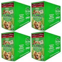 Combo 60un Ração Dog Chow Sachê Adultos Carne 100g cada - Purina