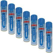 Combo 7un Jimo Limpa Vidros Spray 400ml -