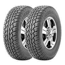 Combo com 2 Pneus 265/65R17 Bridgestone Dueler AT 693 III (Toyota) 112S -