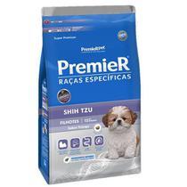 Combo com 3  Ração Premier para Shih Tzu filhote 1 kg -