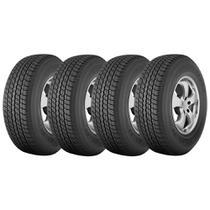 Combo com 4 Pneus 265/70R16 Bridgestone Dueler H/T 840 112S (Original Toyota Hilux) -