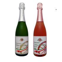 Combo Espumante Moscatel / Rosé - Vinhos Do Italiano