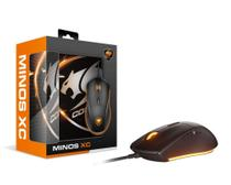 Combo Gamer Cougar Mouse Minos XC + Mousepad SPEED XC - 3MMXCWOB.0001 -