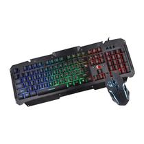 Combo Gamer Teclado e Mouse Sparta - Leadership Gamer