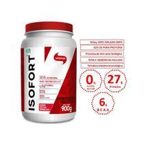 Combo Isofort 900g (Baunilha) + Glutamax 400g  Vitafor -