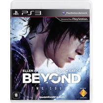 Combo jogos ps3 - beyond, ultra street fighter iv, kane&lynch dog days 2 -