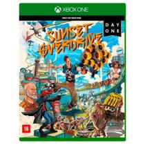 Combo jogos xbox one: just cause 4, sunset overdrive, star wars battle front ii -