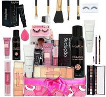 Combo Kit de Maquiagem Ruby Rose -