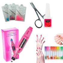 Combo Manicure C/ Lixadeira Elétrica - Ninna Vibes