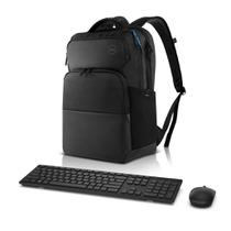 "Combo Mochila para Notebook Dell Pro 15,6"" + Teclado e Mouse Wireless KM636 -"
