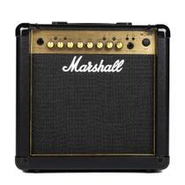 Combo para guitarra 15W - MG15GFX GOLD - MARSHALL-110V -