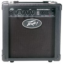 Combo peavey backstage ii guitar 12 watts trans tube series -