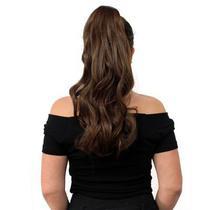 COMBO RABO DE CAVALO + APLIQUE TIC TAC Orgânico cor 8 - Dona Grace - Bella Hair