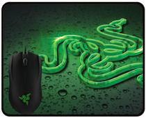 Combo Razer Mouse Abyssus + Mouse Pad Goliathus Terra Speed -