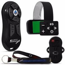 Combo RF JFA - Controle Volante Slim + Longa Distância K1200 -